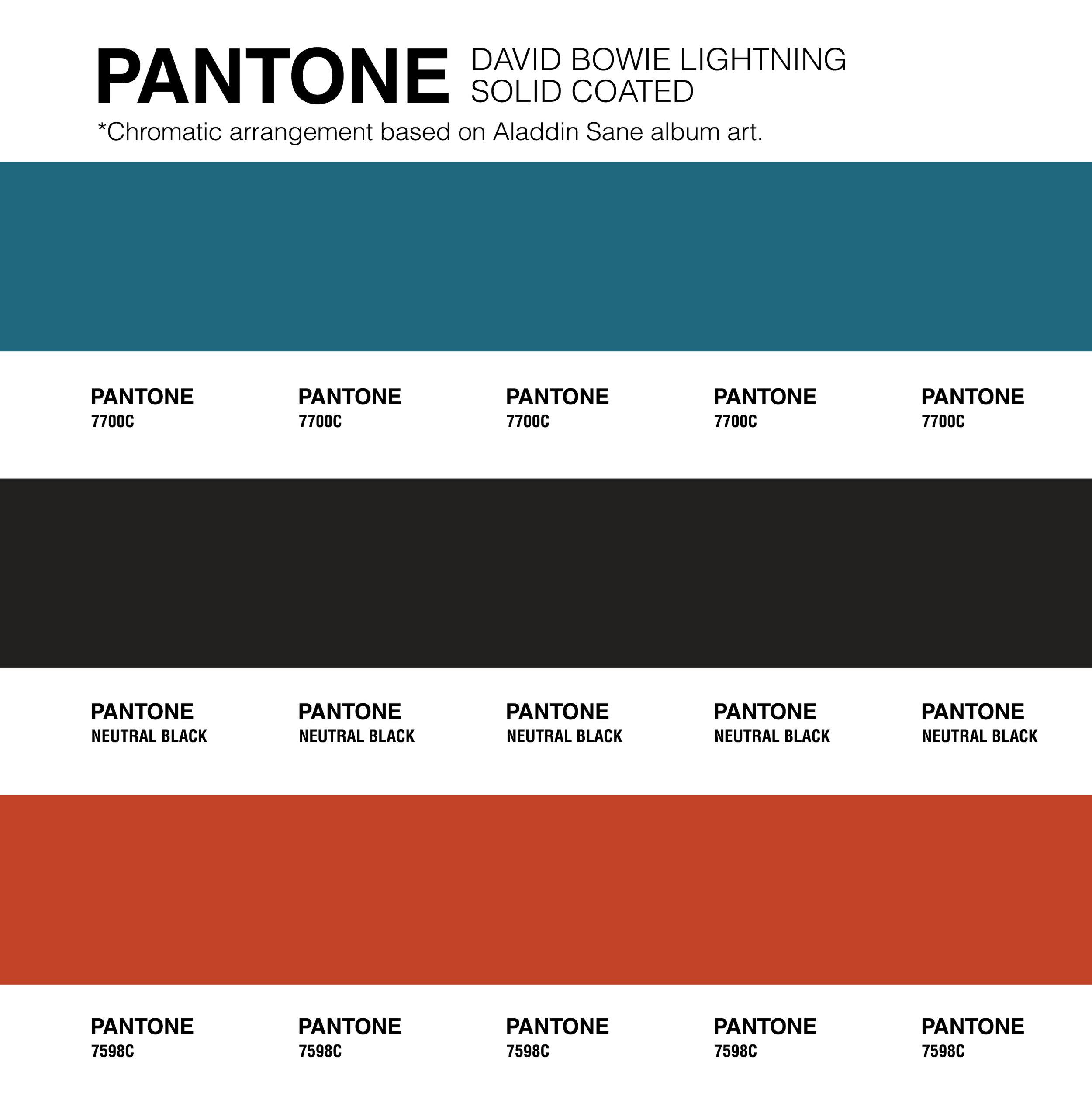 Pantone Lightning