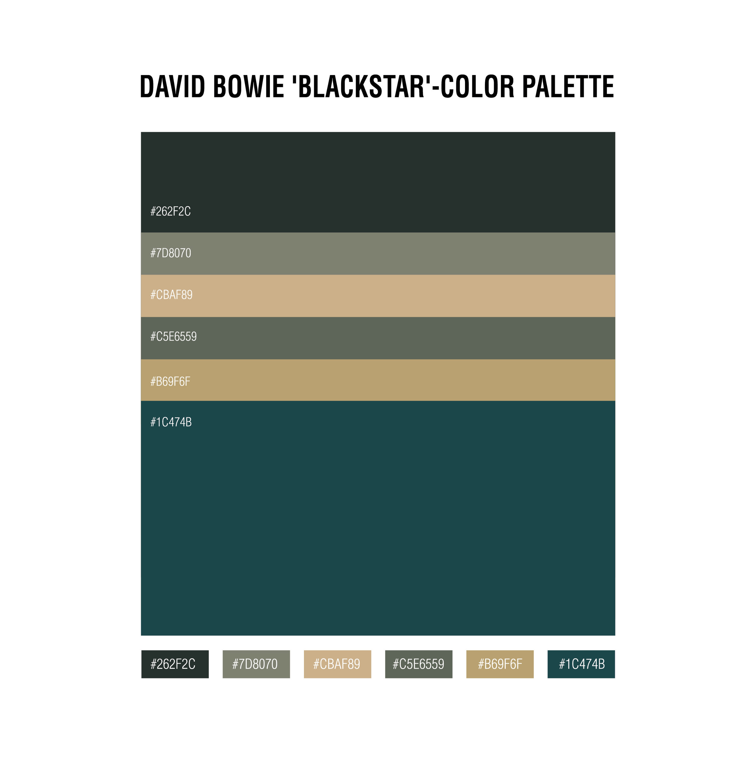 David Bowie Color Palette_1