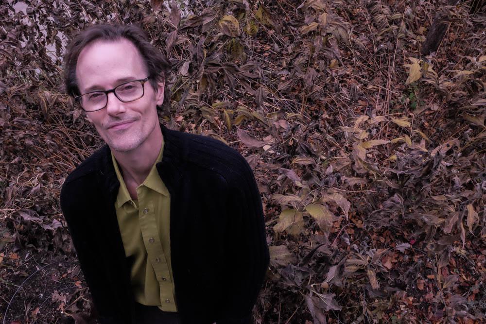 Matt Wilson. Photo by Geneva Wilson