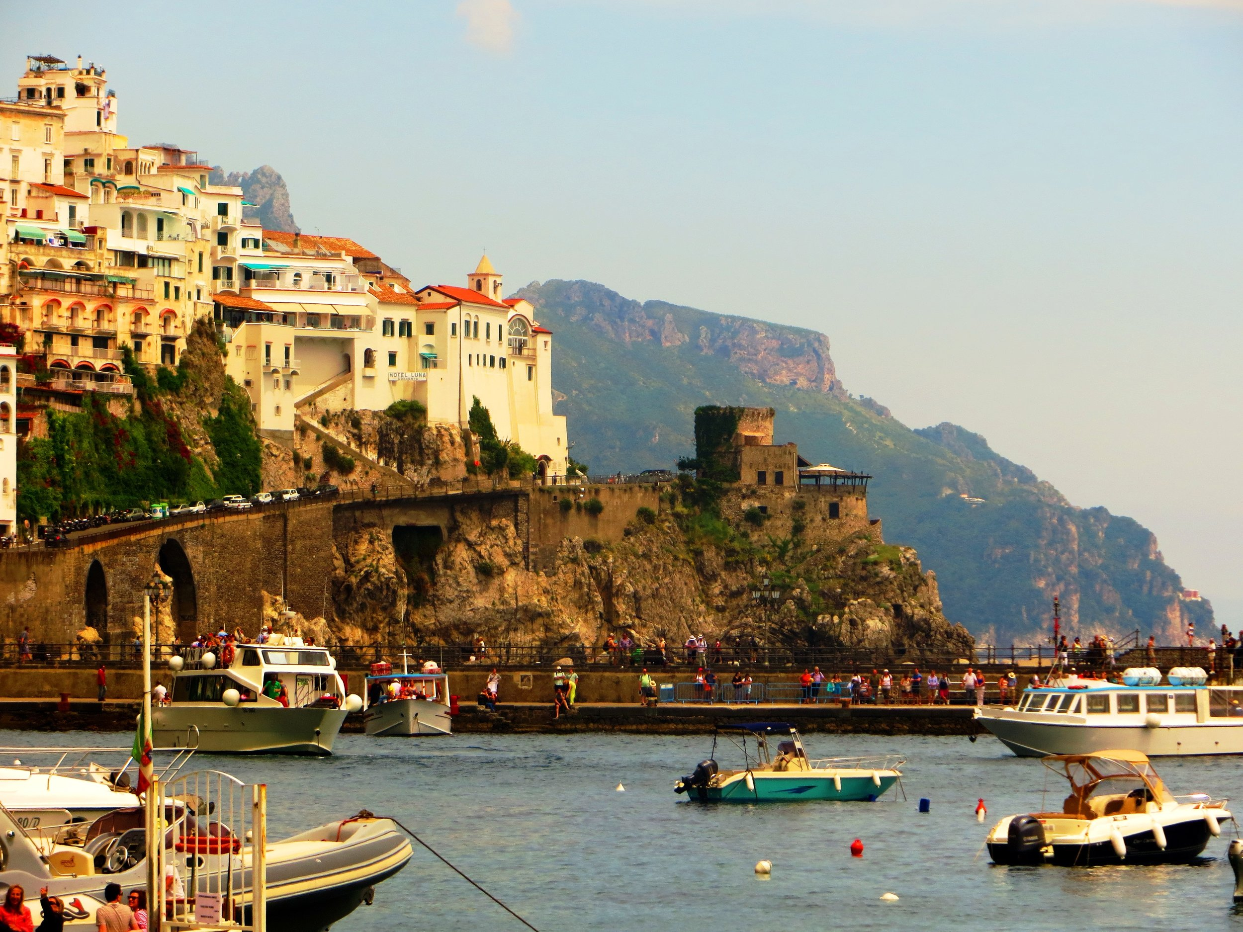 Amalfi castle.JPG