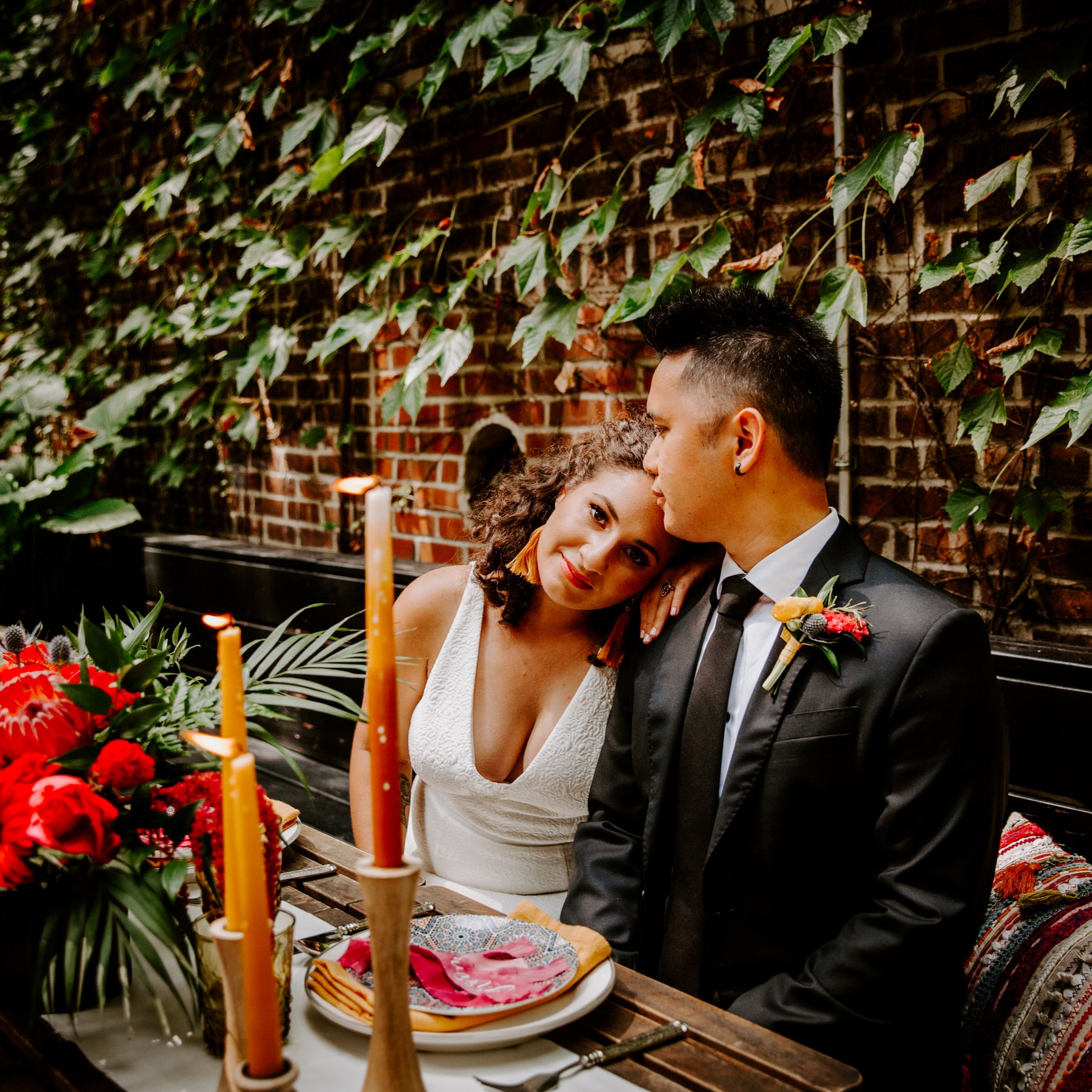 Kayla & Mario   Brooklyn, NY