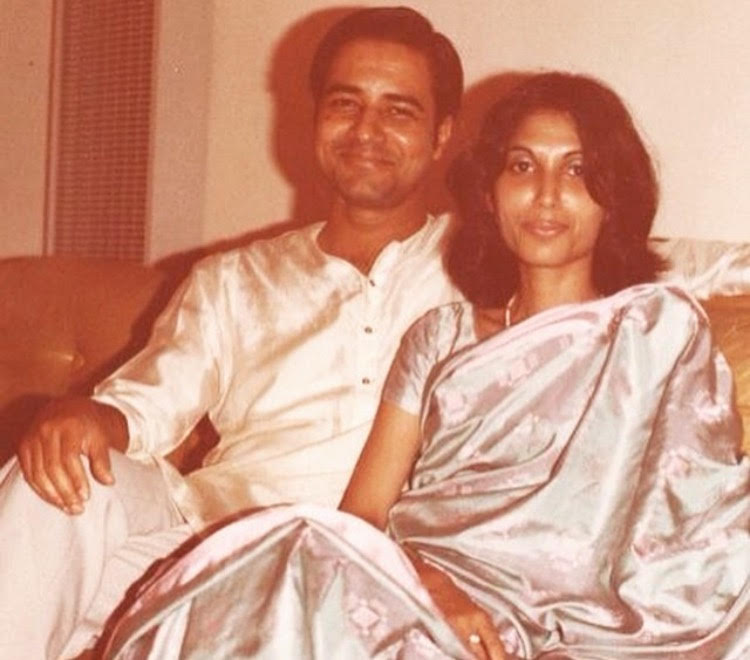 Proud Son of Immigrants - Yusuf Ahmad's parents immigrated to the United States in the 1970's.