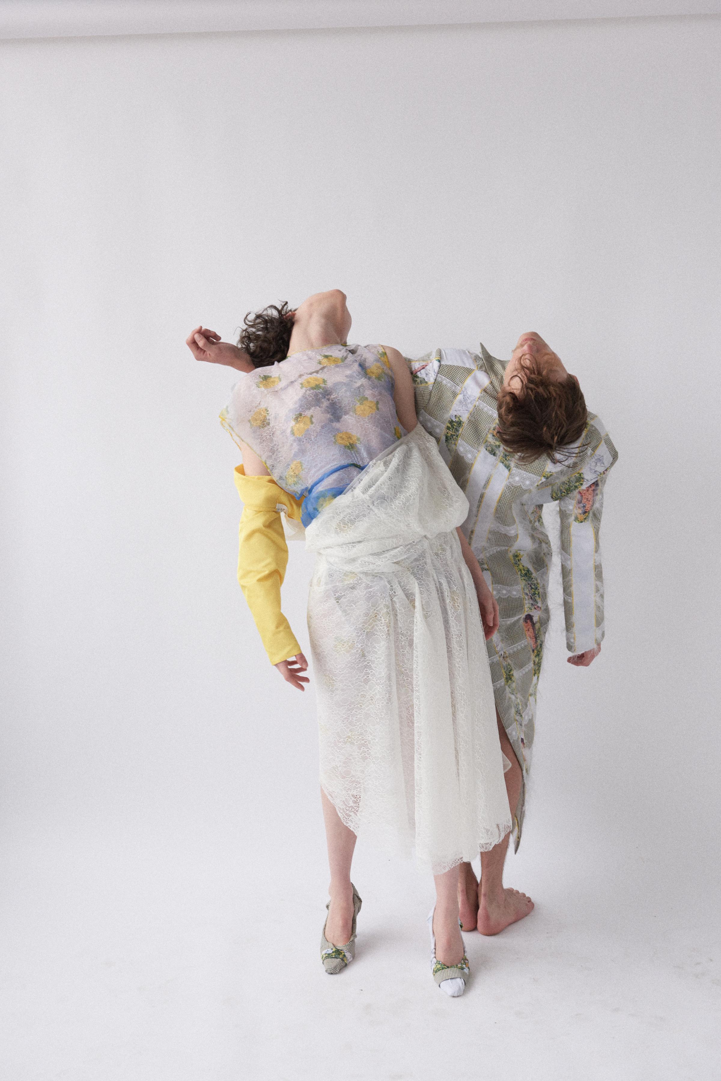 PHOTOS BY DANIEL CAVANAUGH  MAKEUP BY MIKI ISHIKURA