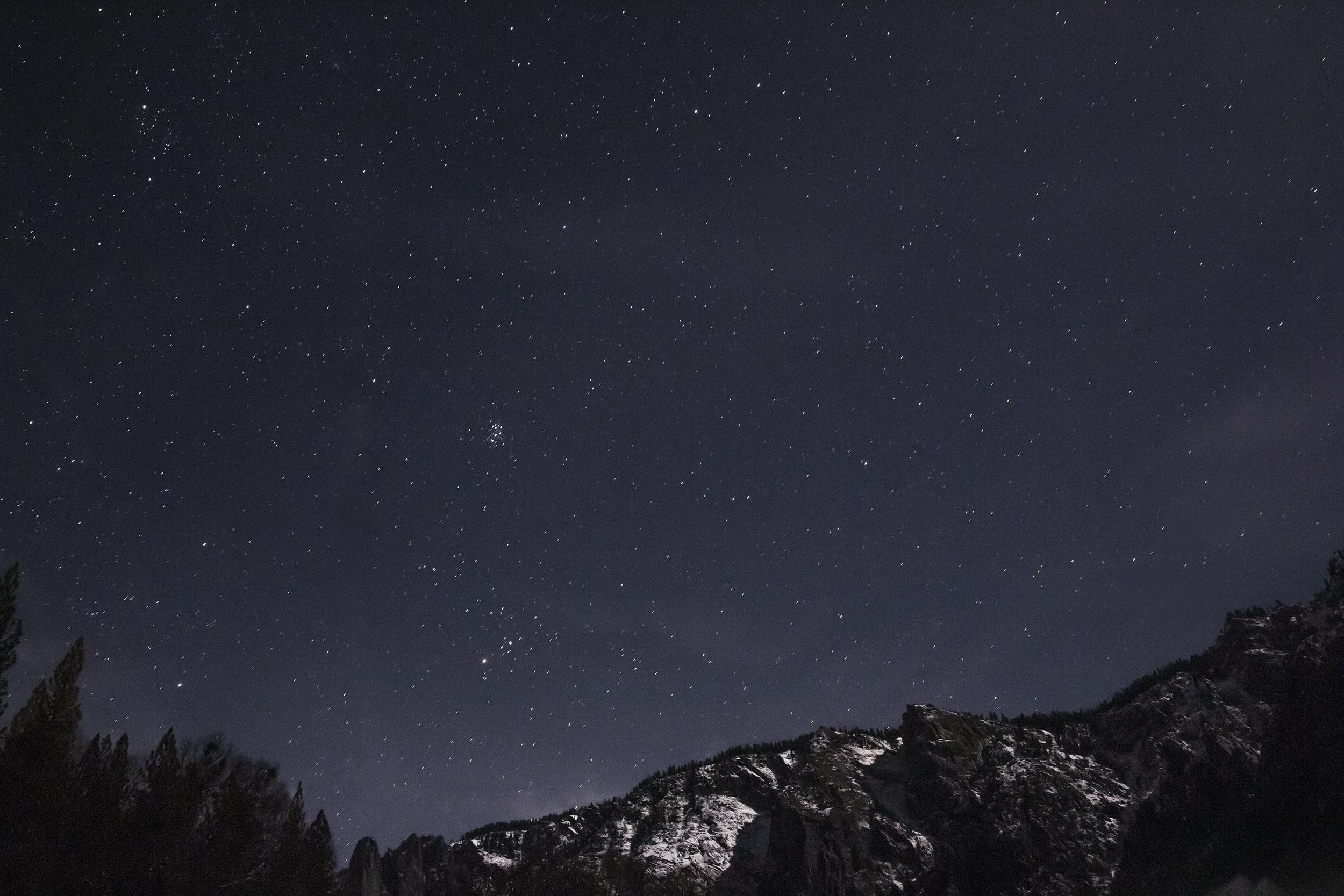 'Yosemite Stars' (2016)