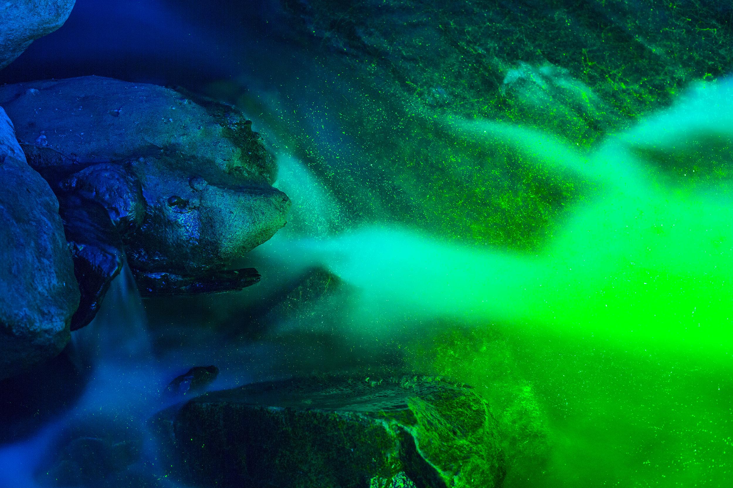'Cosmic River', 2015