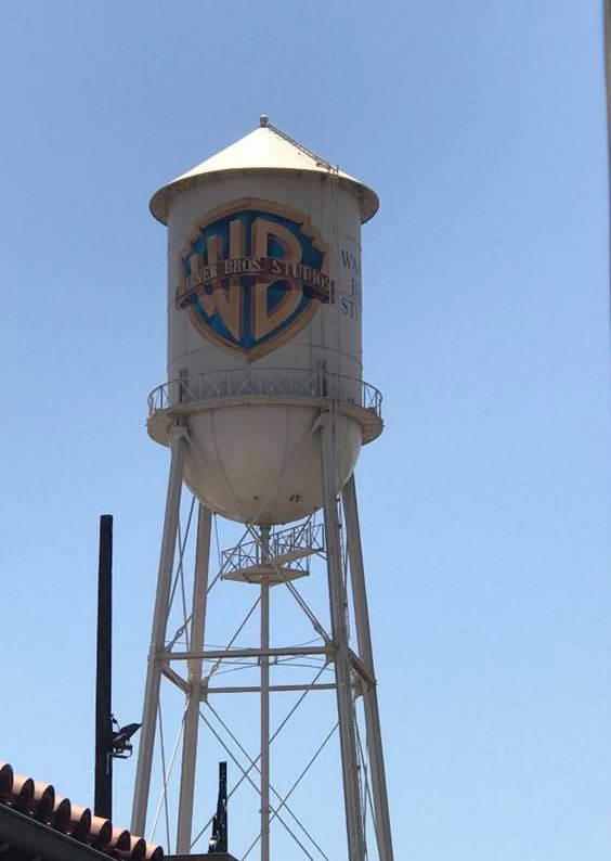 Day One - Hollywood Walking Tour and Warner Bros. Behind the Scenes Tour