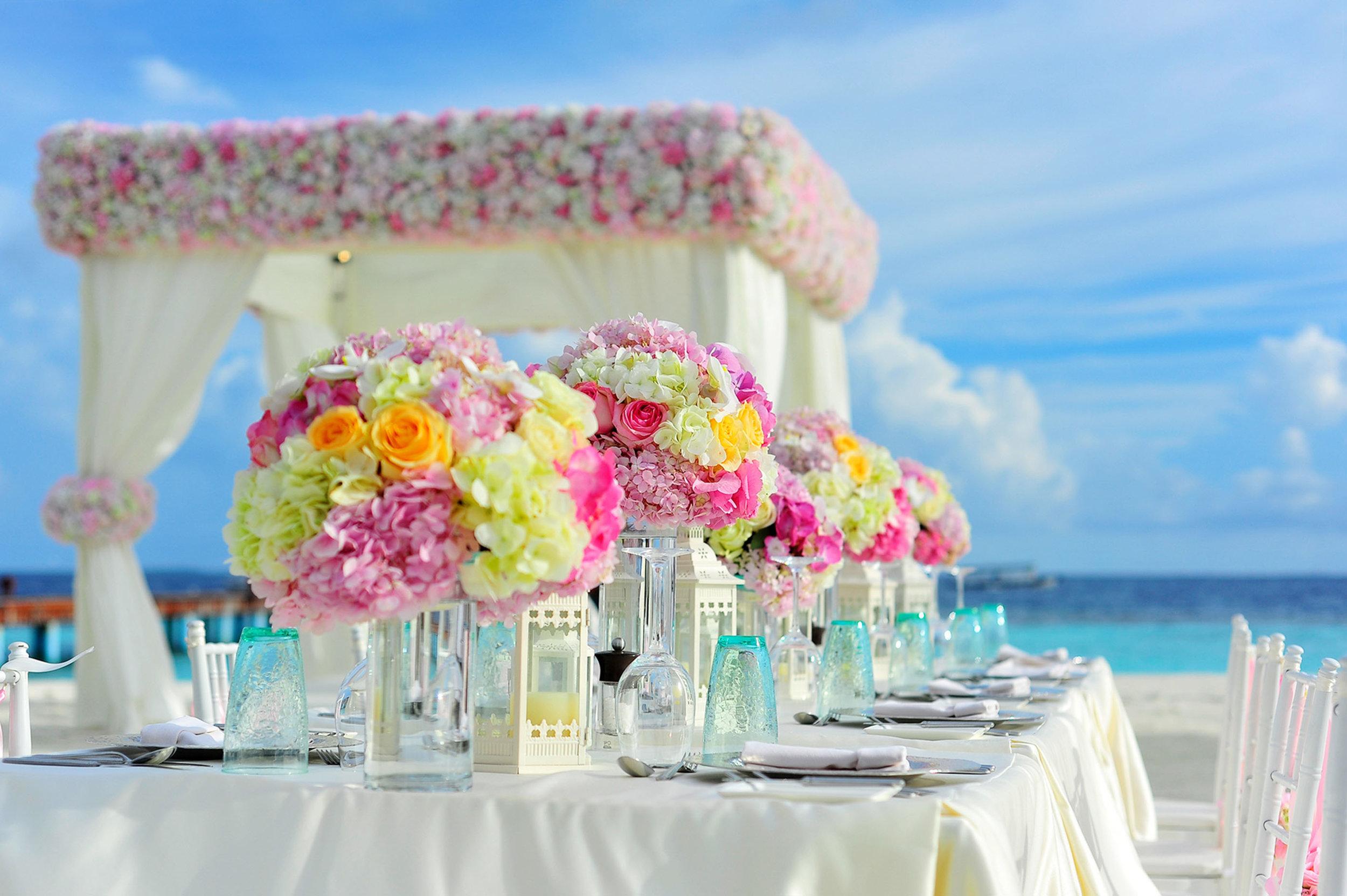 Planning Your Destination Wedding -