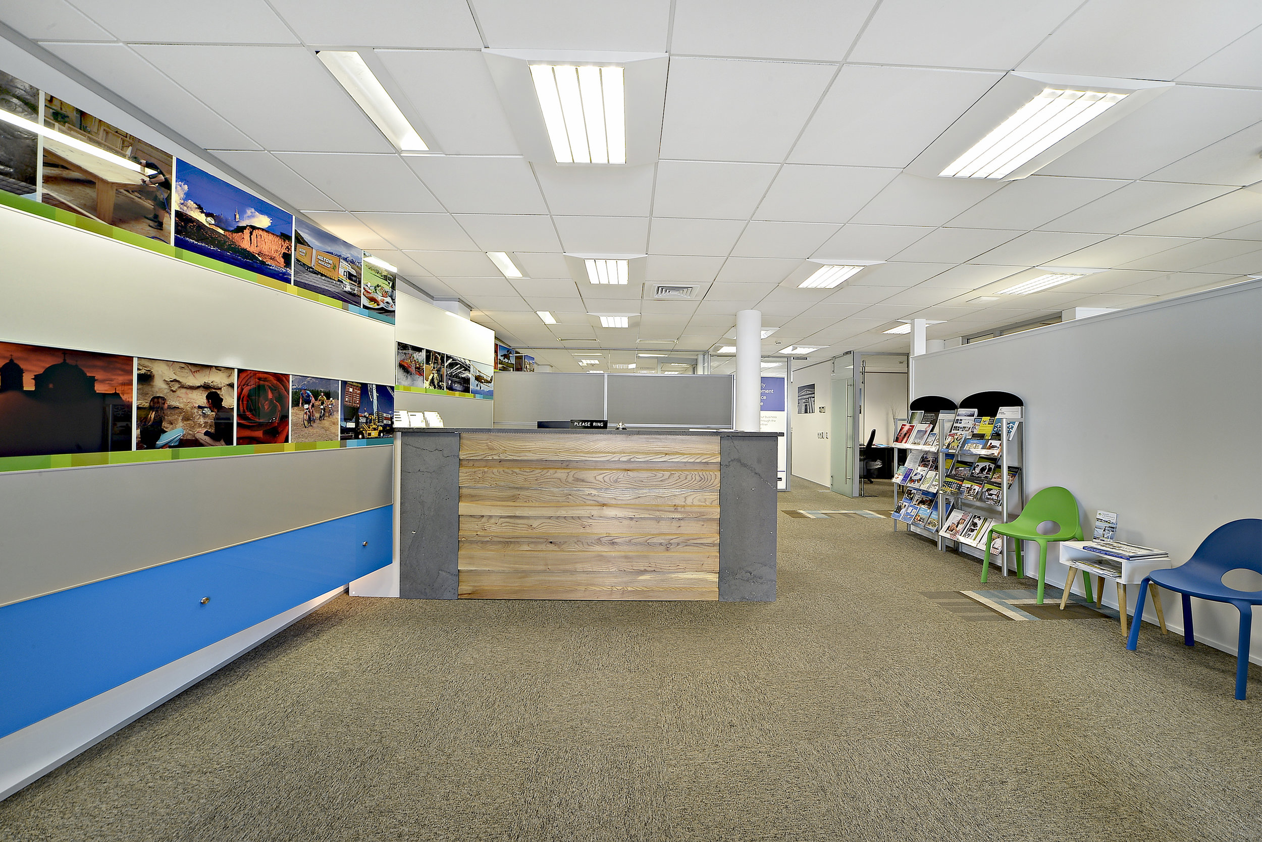 ADBT Office Fitout