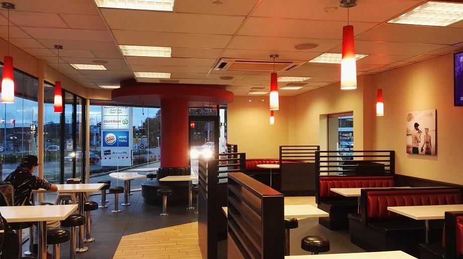 Burger King, Timaru
