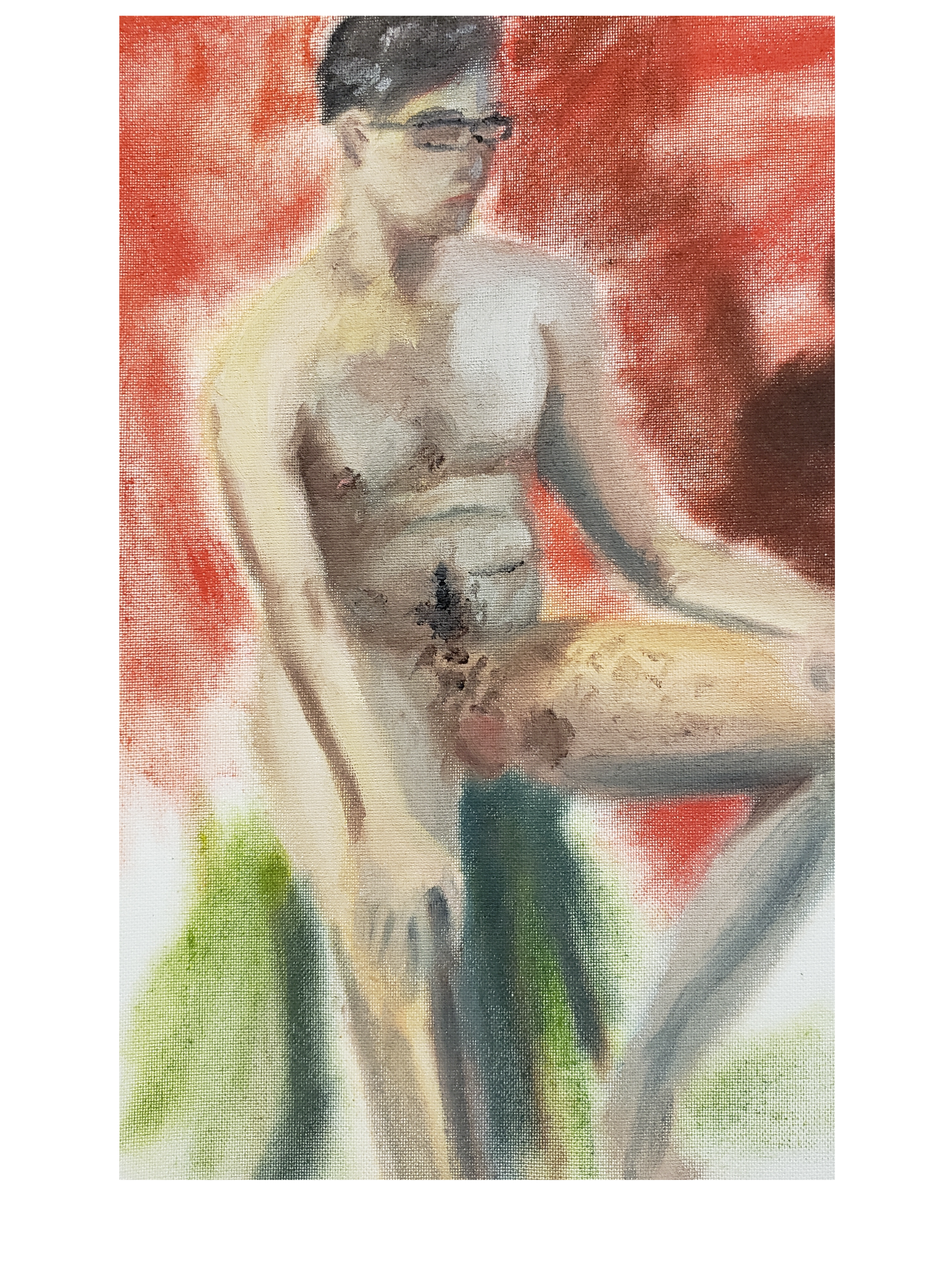 Figure Study - Intermediate Painting