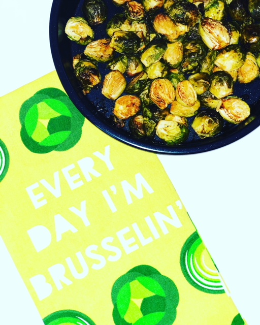 Balsamic Brussels Sprouts - 1 lb. Brussels SproutsSalt & PepperBalsamic VinegarOlive Oil*Salt, pepper, balsamic vinegar, and olive oil do not have exact measurements.             Normal   0               false   false   false      EN-US   X-NONE   X-NONE                                                                                                                                                                                                                                                                                                                                                                                                                                                                                                                                                                                                                                                                                                                                                                                                                                                                                                                                                                                                                                                                                                                                                                                                                                                                          /* Style Definitions */  table.MsoNormalTable 	{mso-style-name: