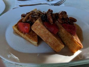 Fresco's: French Toast