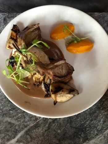 Mur Mur: Grilled Lamb Chops