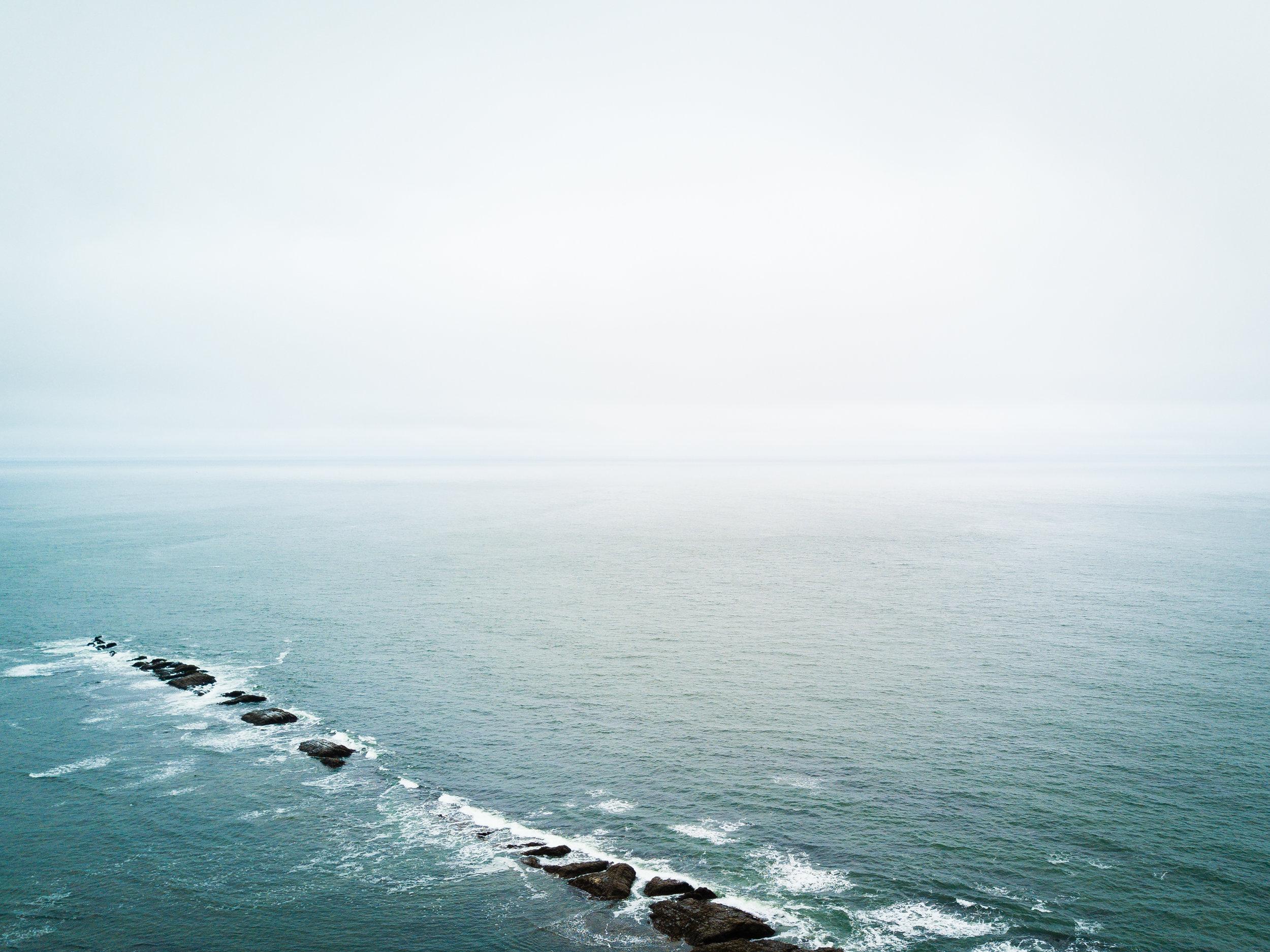 Pacific Ocean, Bolinas, California