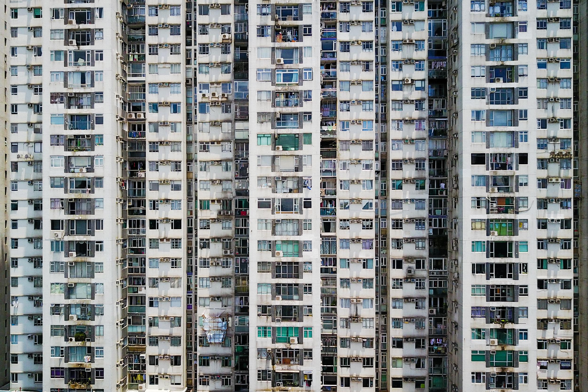 Apartment building, Hong Kong