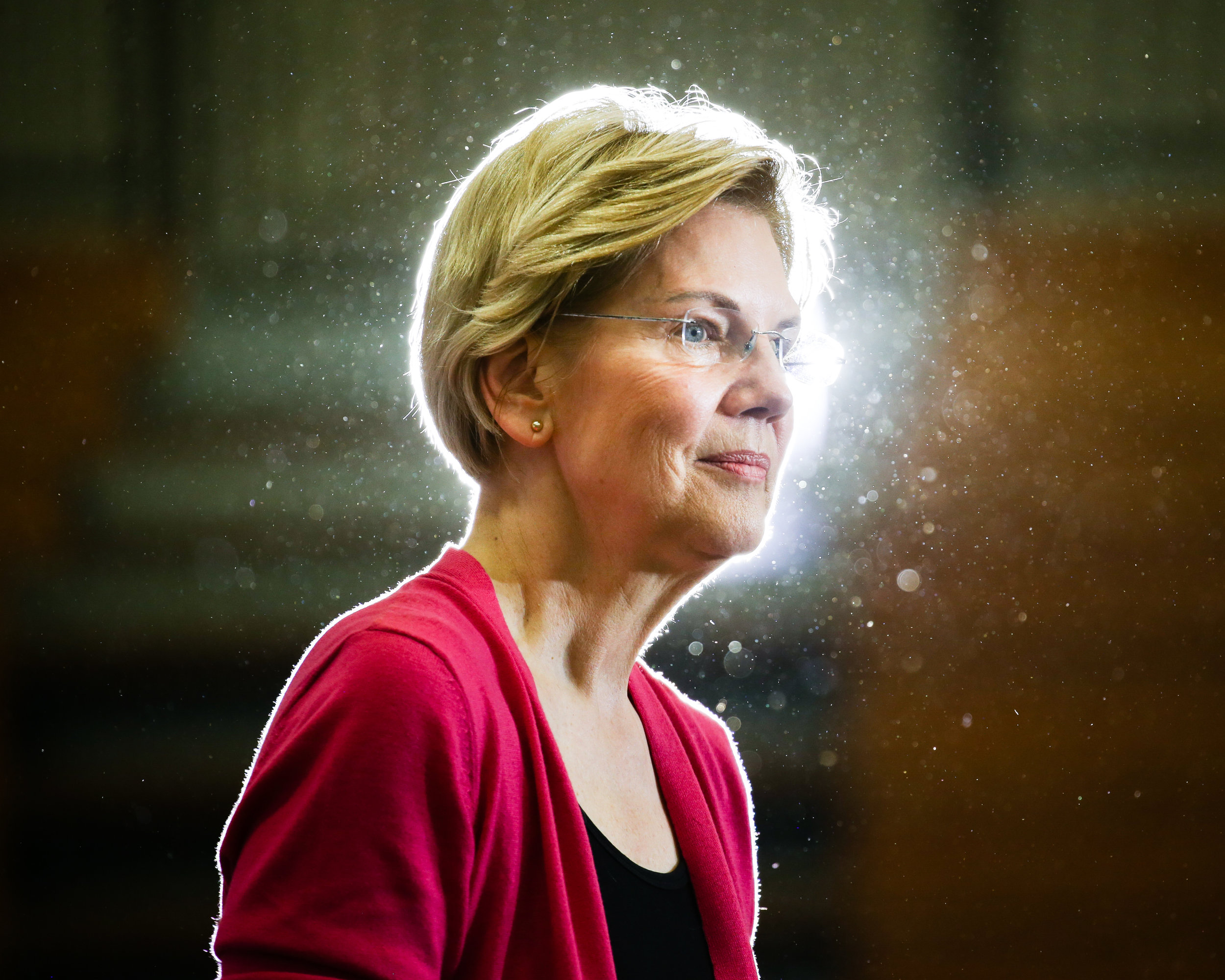 U.S. Senator Elizabeth Warren, Lawrenceville, Georgia