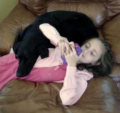 """""""Mariah at Dover Pet Loss helped me make sense of a love and devastating loss that was turning me upside down."""" -"""