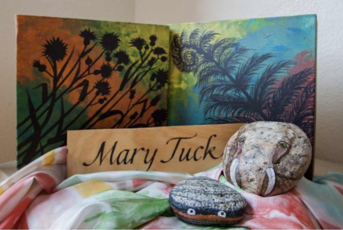 Mary Tuck -