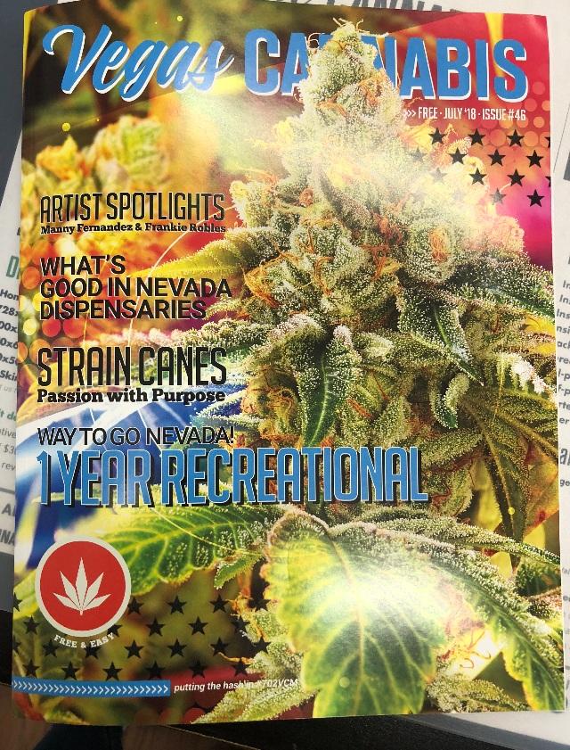 Strain Canes in Vegas Cannabis
