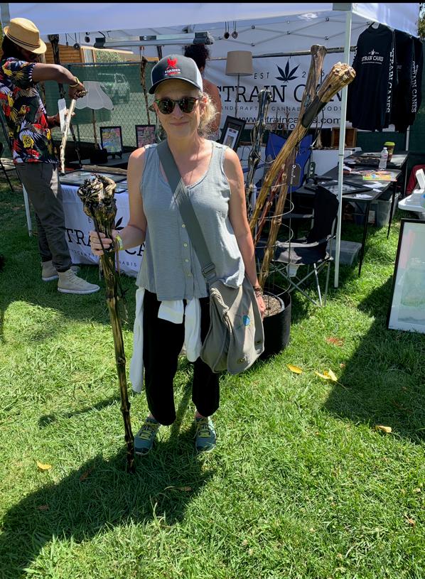 Power of Flower Festival in Santa Cruz