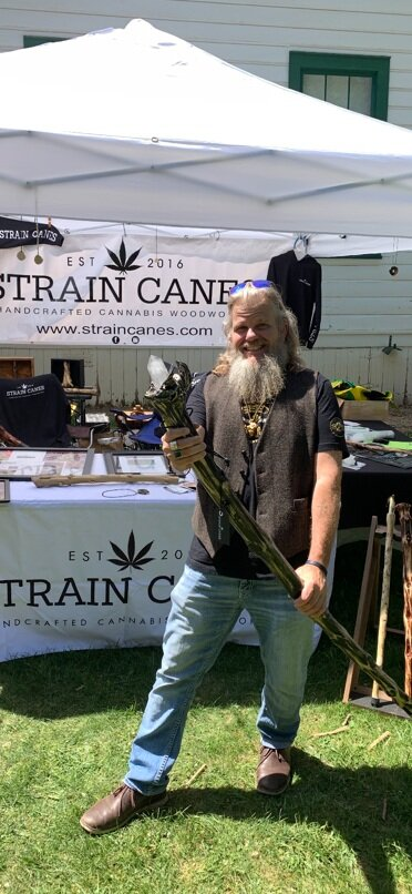 Patrick of Soil King Garden Center.