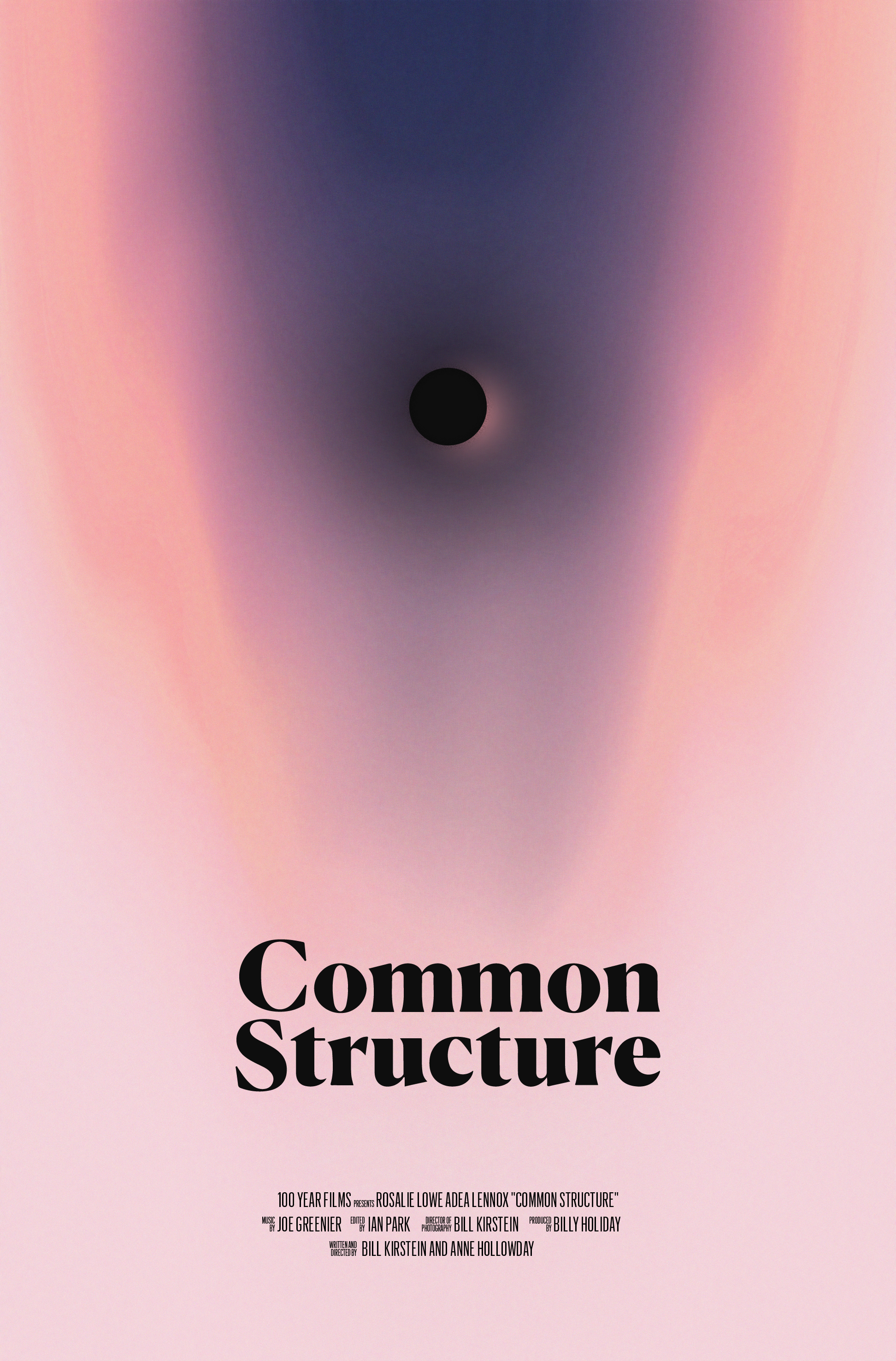 Common Structure by Bill Kirstein and Anne Hollowday_film poster