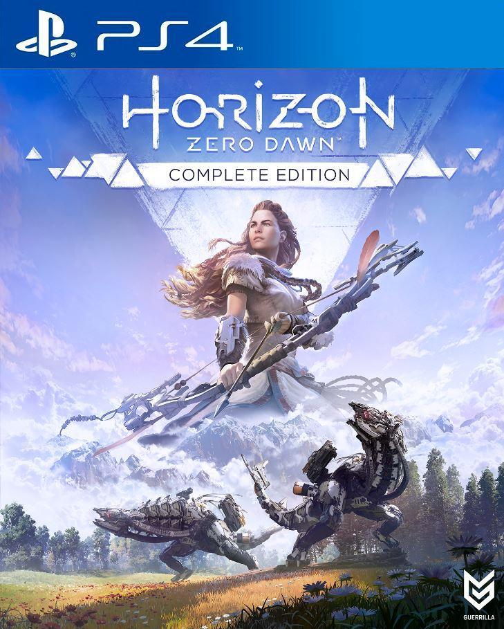 Horizon Zero Dawn Guerrilla Games