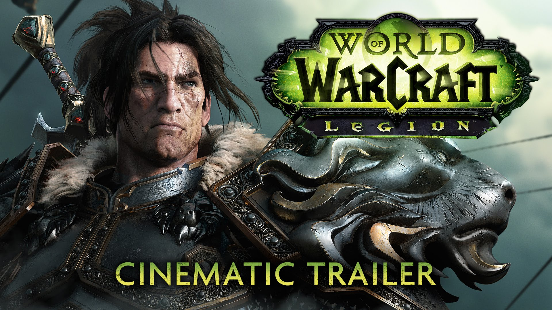 World of Warcraft - Legion Cinematic Trailer Anduin