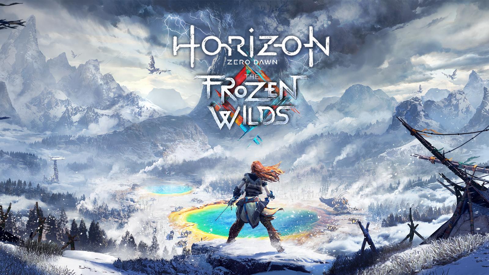 Horizon Zero Dawn Frozen Wilds Guerrilla Games