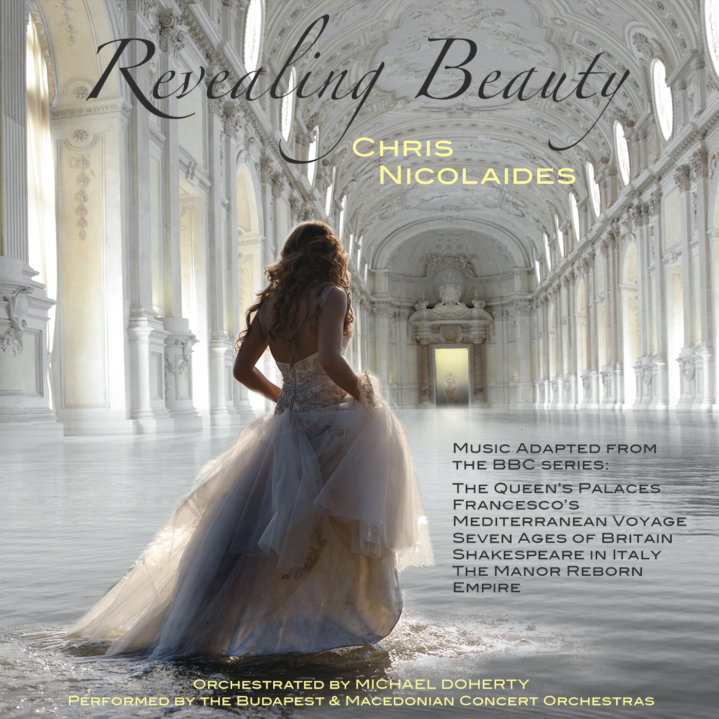 Chris Nicolaides - Revealing Beauty