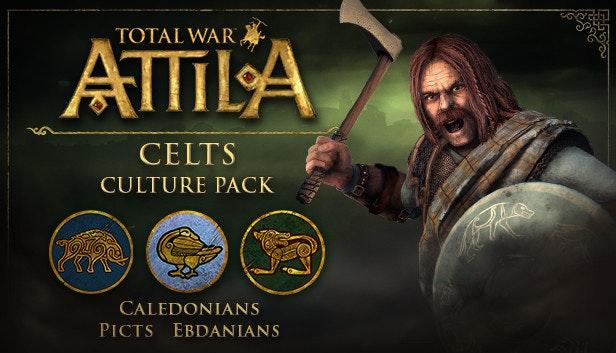 Total War Attila - Celts Culture Pack