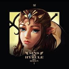 Rozen - Sins of Hyrule Julie Elven