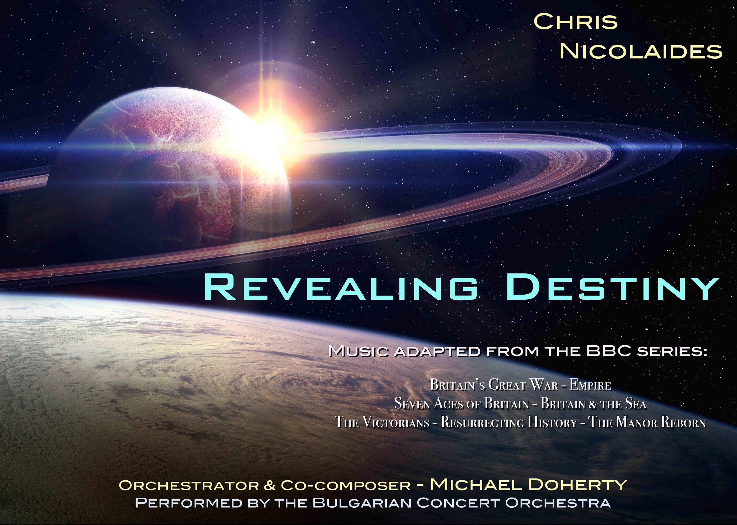 Revealing Destiny - Chris Nicolaides