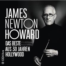 James Newton Howard - European Tour