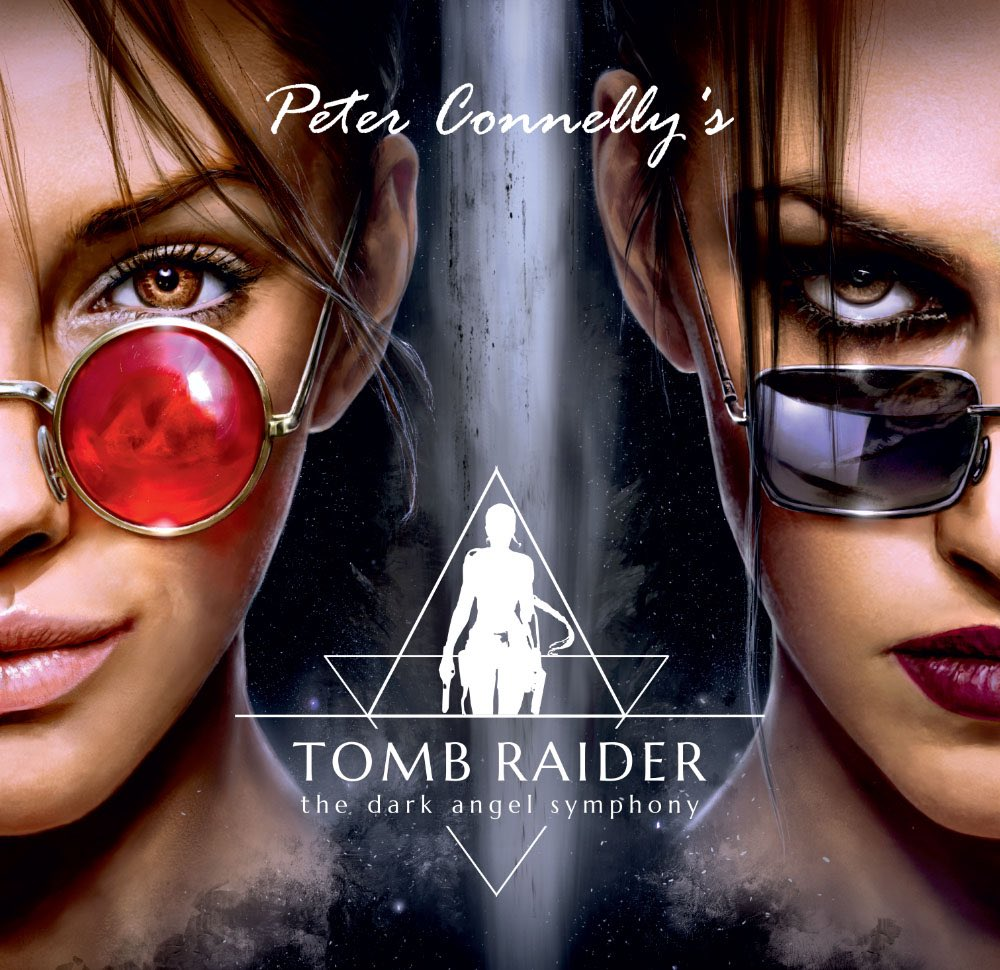Julie Elven - Tomb Raider The Dark Angel - Peter Connelly Soundtrack Album