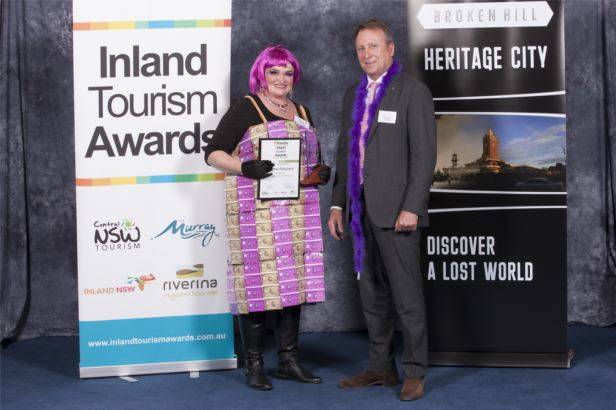Specialised Tourism Services Winner - fairview Artspace