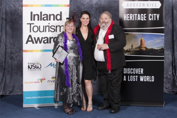 Standard Accommodation Winner - The Old Vic Inn Historic Guesthouse