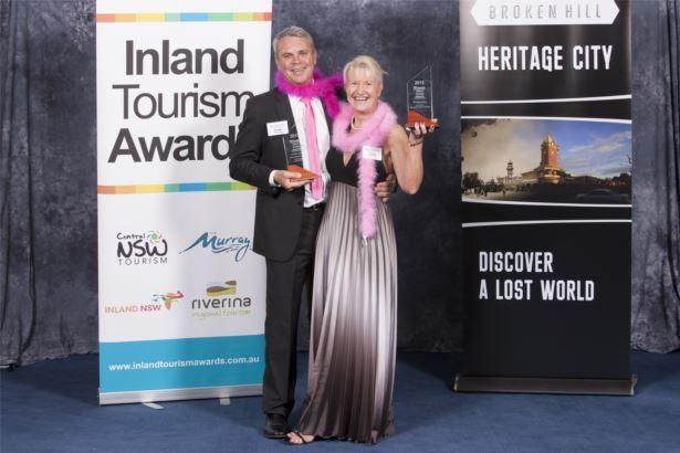 Hall of Fame - Tri State Safaris Mutawintji Eco Tours (Indigenous Tourism)
