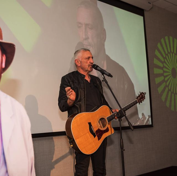 Not only did Echuca Moama organise a wonderful Awards weekend, they topped it off with a surprise performance by John Waters!