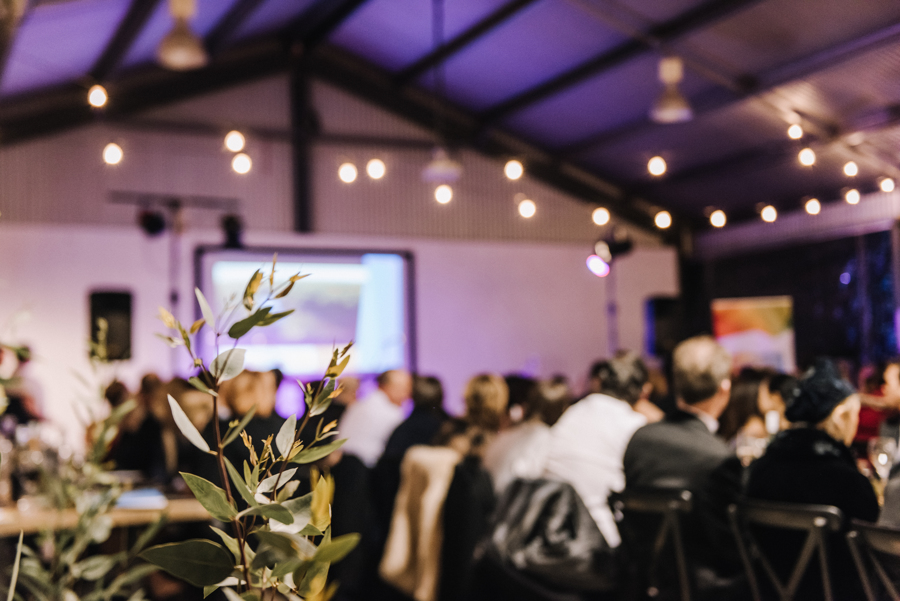 Pictured: 2018 Riverina Murray Regional Tourism Awards gala dinner. Image credit: Jayde Creative Co.
