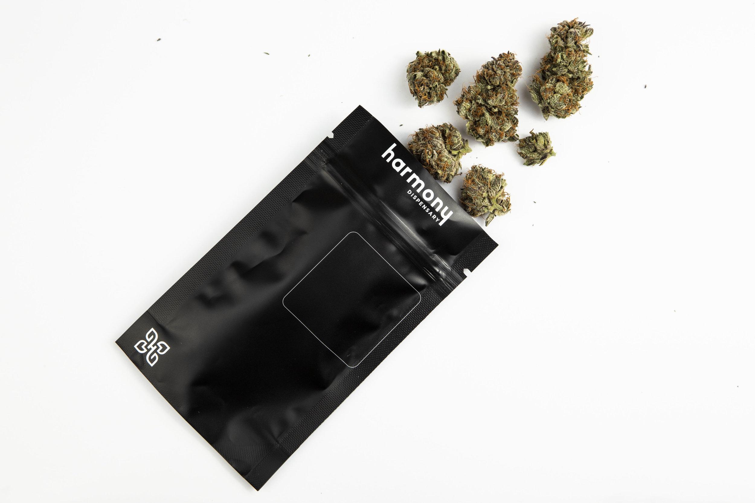 Black Bag - Our premium whole flower