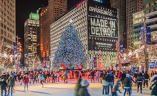 December 2018 - One of the seasonal joys of winter in Detroit is ice skating at The Rink at Campus Martius Park. Another is the variety of opportunities for…