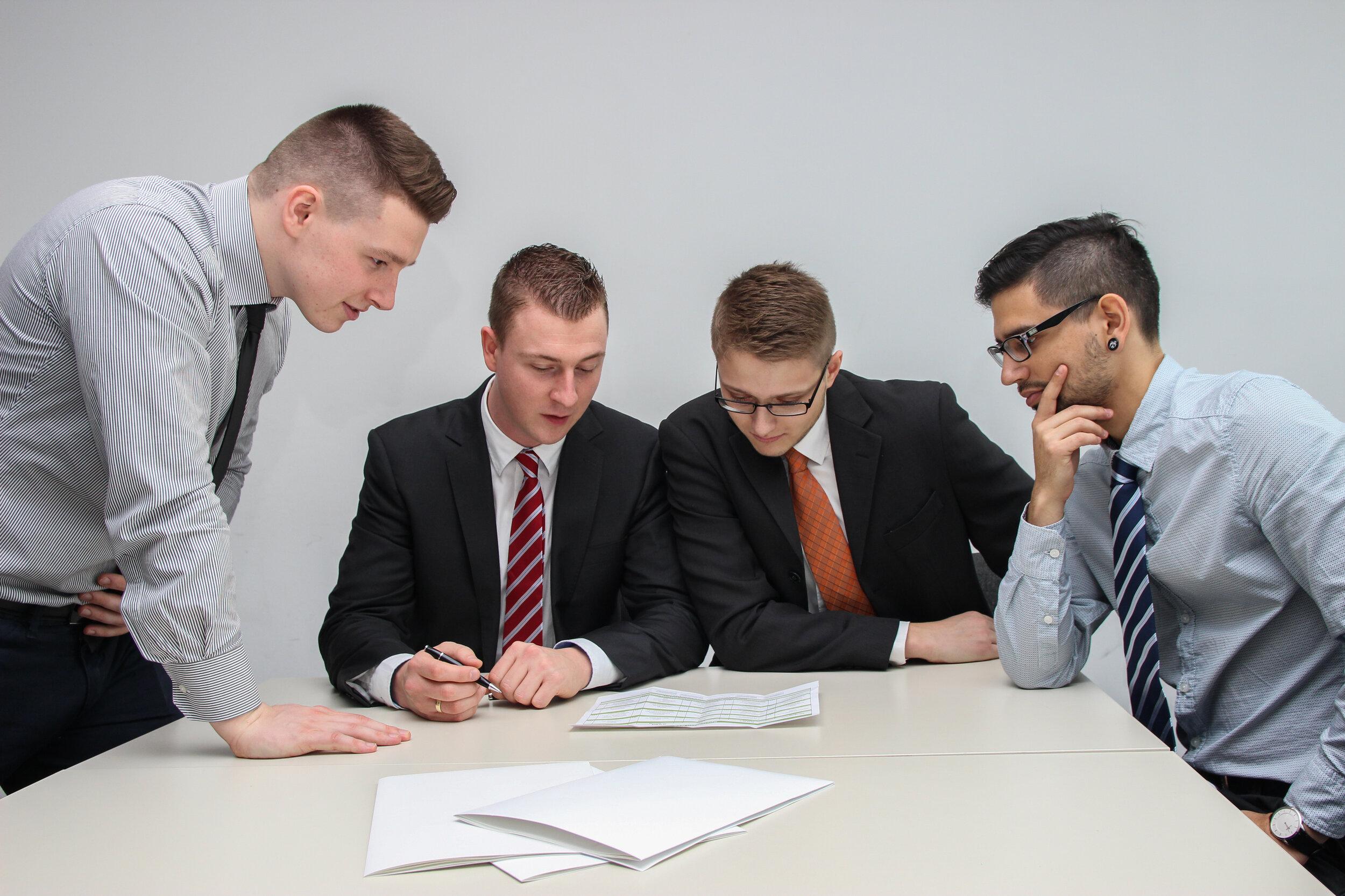 Entrepreneurship &Executive Team -