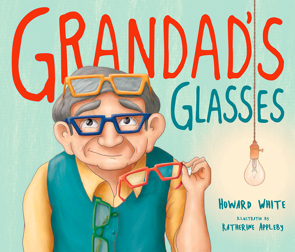 Children's Book: Grandad's Glasses
