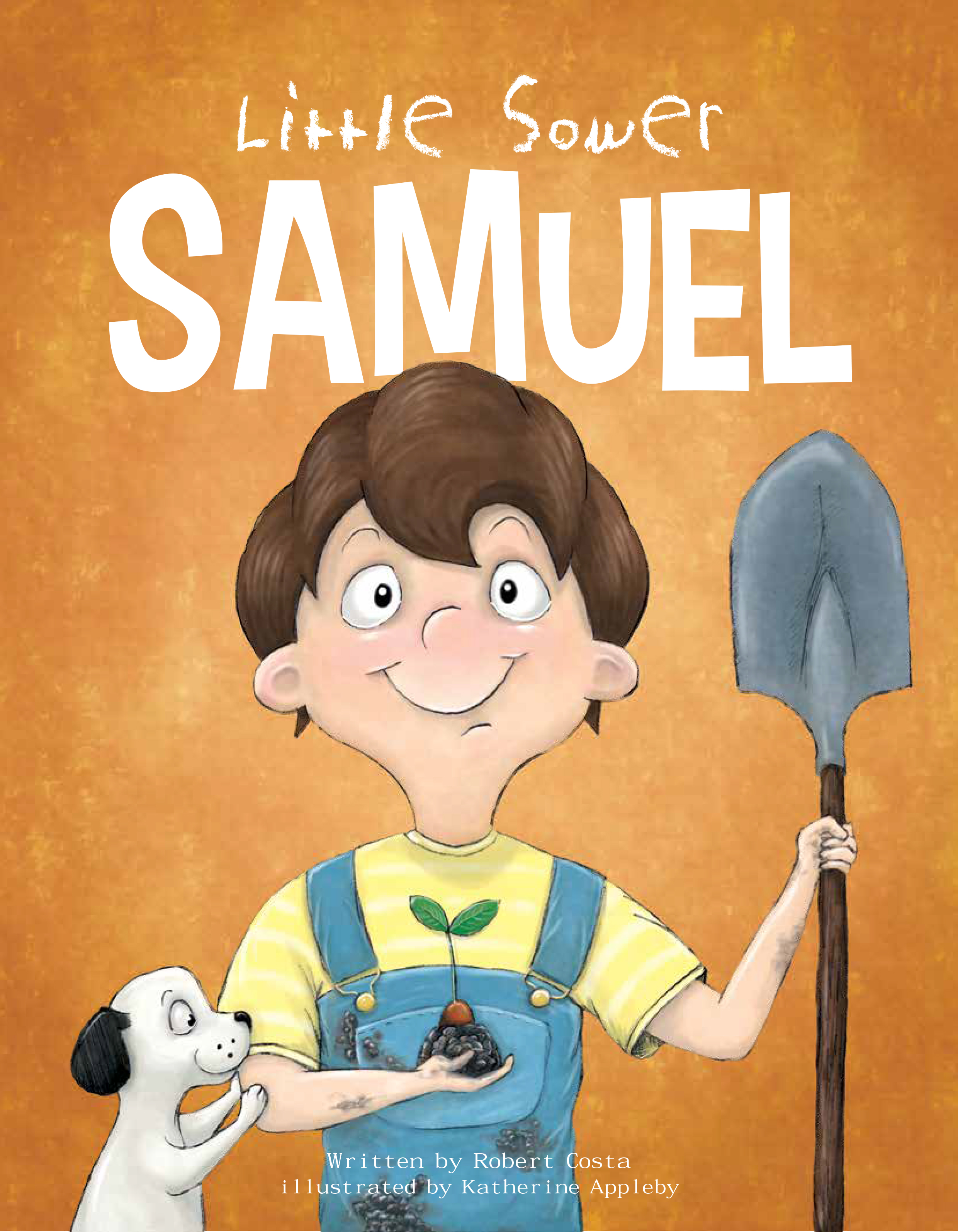 Children's Book: Little Sower Samuel