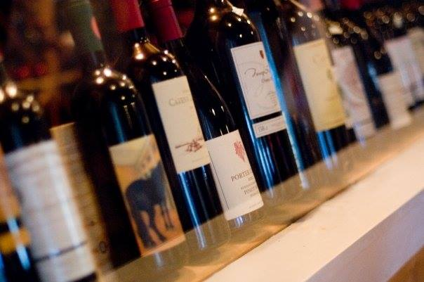 Over 600 Wines from around the world