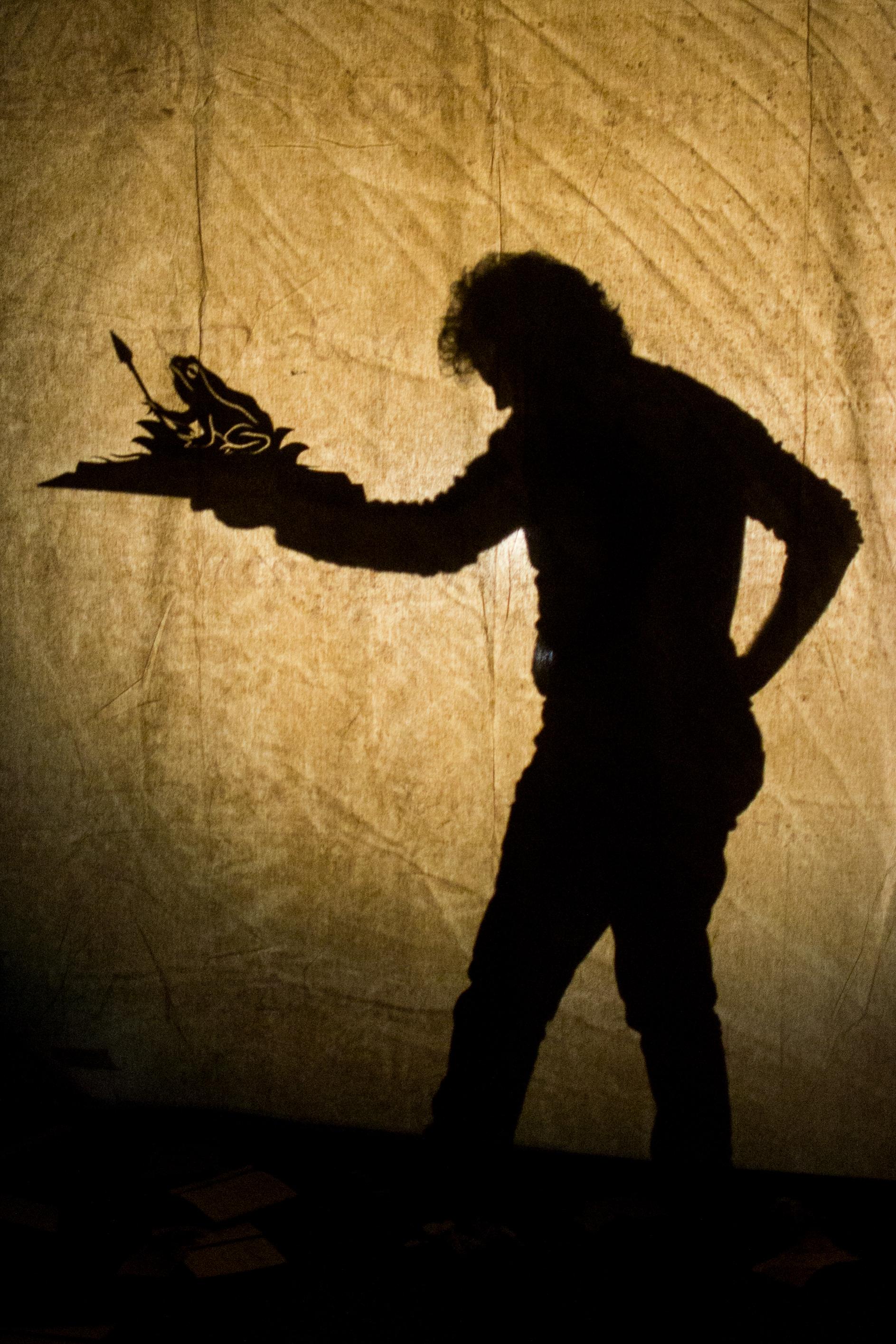 Shadow Puppetry, Baba Yaga