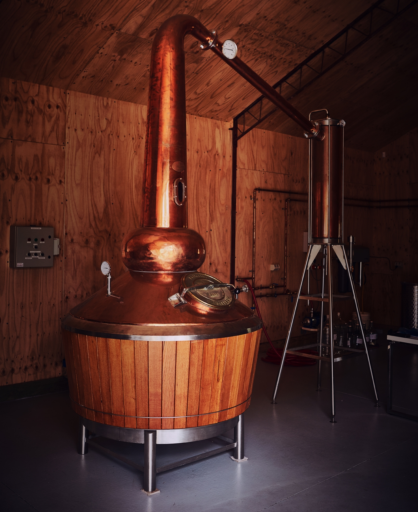 Whisky Currently Maturing – due 2020 -