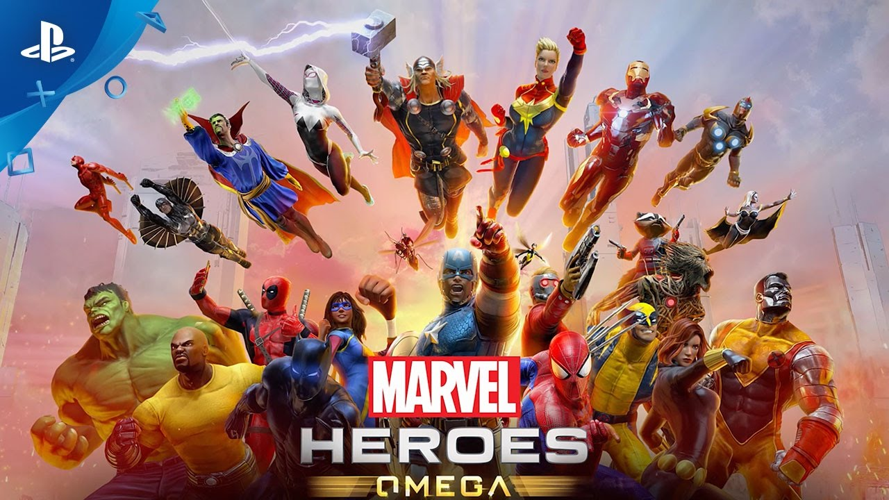 Marvel Heroes  |  Gazillion Entertainment
