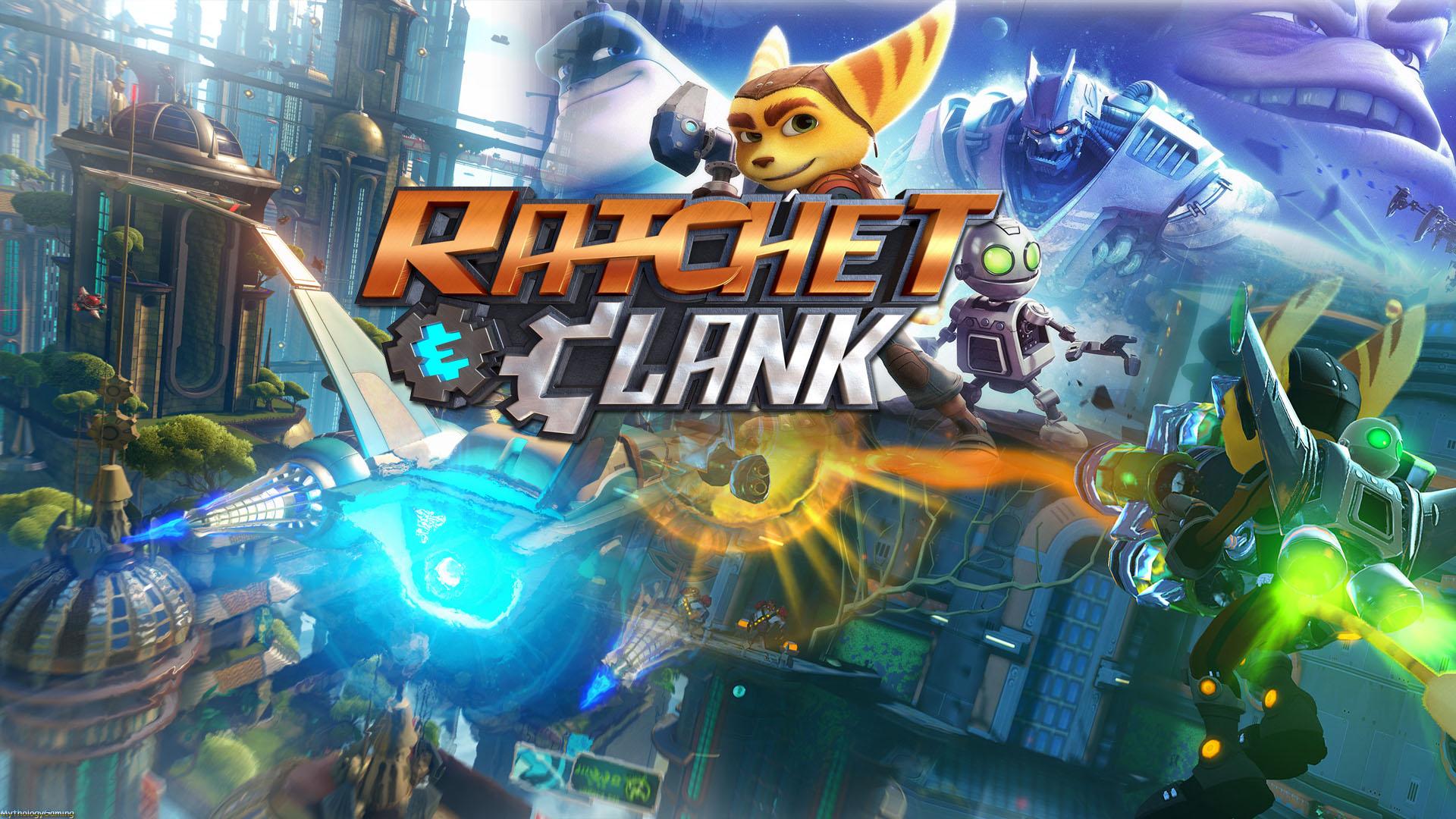 Ratchet & Clank  |  Insomniac Games
